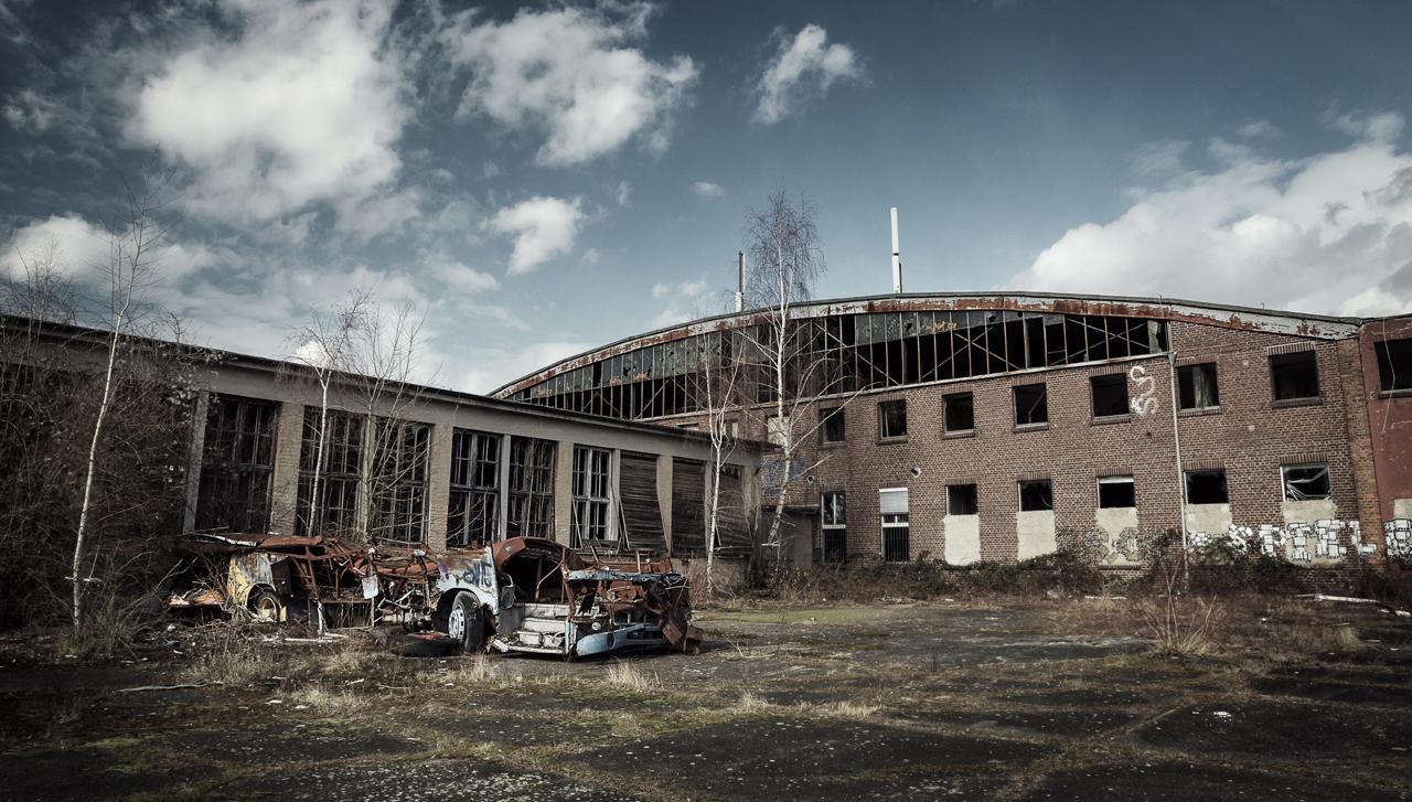 alter Flugplatz, Eschborn