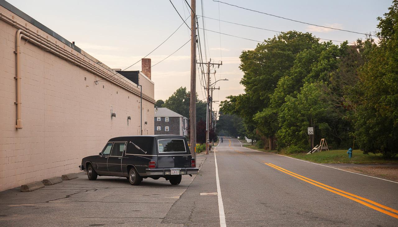 street view in Dennisport, MA