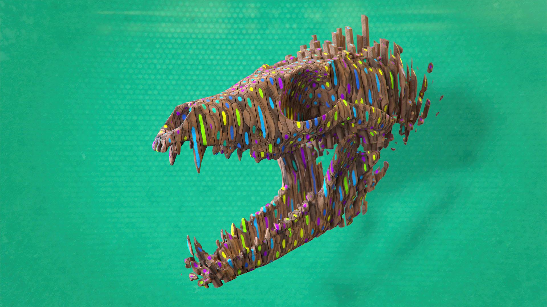 Fox Skull Experiments