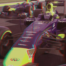 Red Bull Formula One India S3D